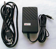 110V adapter/power supply for RAPTOR - Part Number: 7200-070-266-03