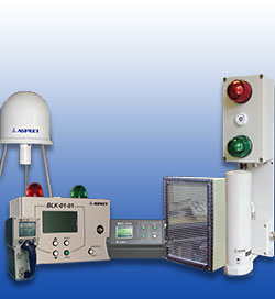 Dosimetric and radiometric equipment for radiation control at nuclear facilities, defense facilities and radiation environmental monitoring.